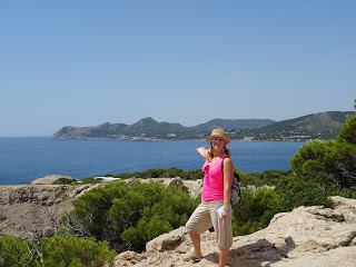 View from the lighthouse in Cala Ratjada, Mallorca