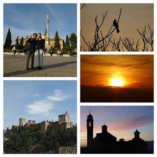 Exploring Granada, Spain