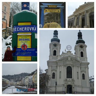 Trip to Karlovy Vary, Czech Republic