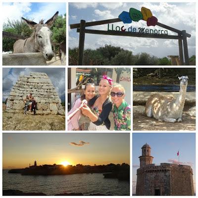 ZOO Lloc de Menorca, Naveta des Tudons, Ciutadella