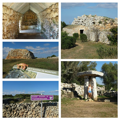 Talaiotic sites - Montefí and Torretrencada, Menorca