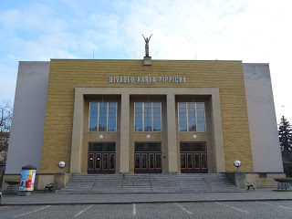 Karel Pippich Theatre in Chrudim, Czech Republic